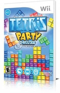 Tetris Party Deluxe per Nintendo Wii