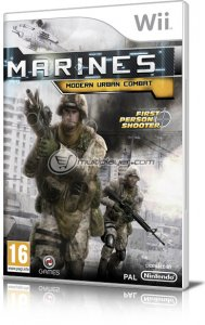 Marines: Modern Urban Combat per Nintendo Wii