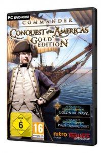 Commander: Conquest of the Americas per PC Windows