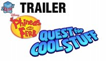Phineas and Ferb: Quest for Cool Stuff - Trailer