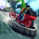 Ryo Hazuki presente nella versione mobile di Sonic & All-Stars Racing Transformed