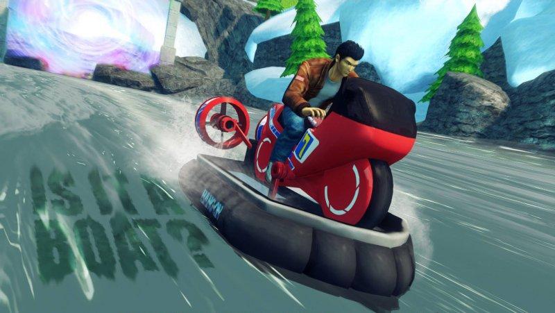 Ryo Hazuki debutta nella versione Steam di Sonic & All-Stars Racing Transformed