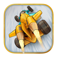 Jet Car Stunts 2 per iPad