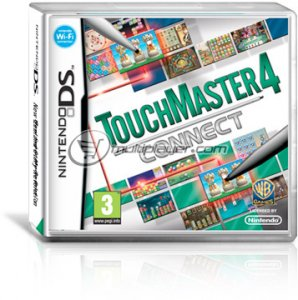Touchmaster 4: Connect per Nintendo DS