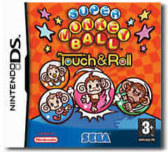 Super Monkey Ball Touch & Roll per Nintendo DS
