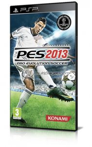 Pro Evolution Soccer 2013 (PES 2013) per PlayStation Portable
