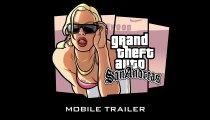 Grand Thef Auto: San Andreas - Il trailer della versione mobile