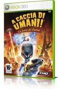 A Caccia di Umani! La Furia dei Furon per Xbox 360