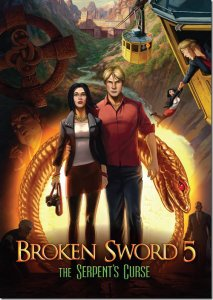 Broken Sword 5: The Serpent's Curse - Episode One per iPhone