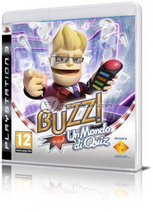 Buzz! Un Mondo di Quiz per PlayStation 3