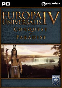 Europa Universalis IV: Conquest of Paradise per PC Windows