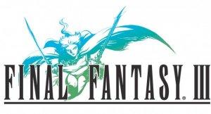 Final Fantasy III per iPad