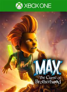 Max: The Curse of Brotherhood per Xbox One