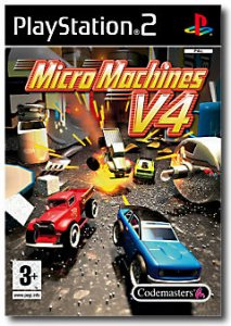 MicroMachines V4 per PlayStation 2