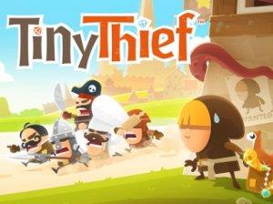 Tiny Thief per iPhone
