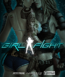 Girl Fight per PlayStation 3