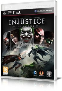 Injustice: Gods Among Us per PlayStation 3