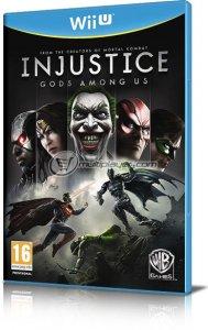 Injustice: Gods Among Us per Nintendo Wii U