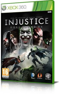 Injustice: Gods Among Us per Xbox 360
