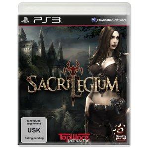 Sacrilegium per PlayStation 3