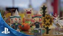 Tearaway - Videodiario sul processo creativo