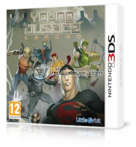 Young Justice: Legacy per Nintendo 3DS