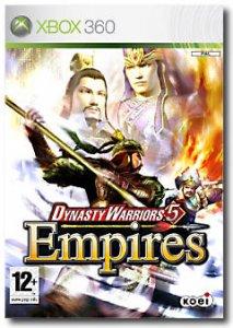 Dynasty Warriors 5: Empires per Xbox 360