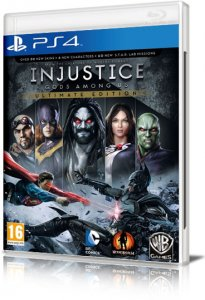 Injustice: Gods Among Us - Ultimate Edition per PlayStation 4
