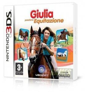Giulia Passione Equitazione per Nintendo 3DS