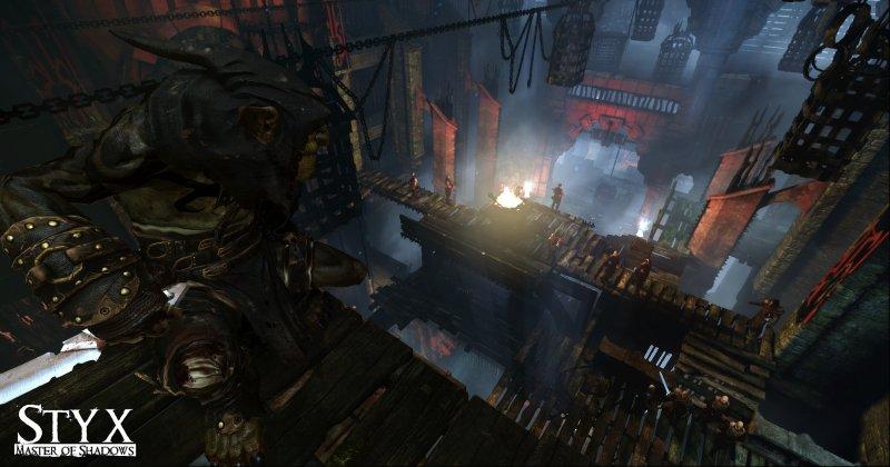 Styx: Master of Shadows si presenta in immagini