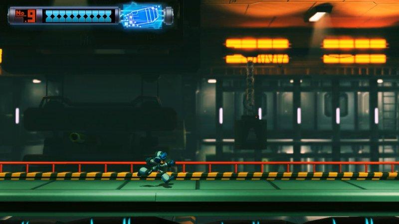 Sulle orme di Mega Man