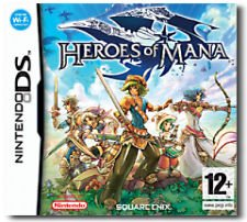 Heroes of Mana per Nintendo DS