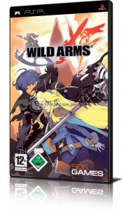 Wild Arms XF per PlayStation Portable
