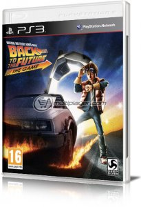 Back to the Future: The Game per PlayStation 3