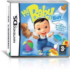 My Baby Boy per Nintendo DS