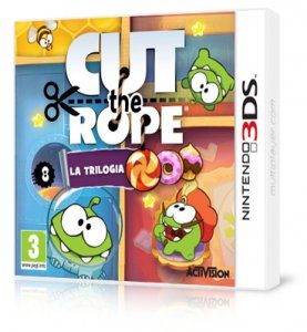 Cut the Rope: La Trilogia per Nintendo 3DS