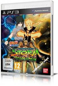 Naruto Shippuden: Ultimate Ninja Storm Revolution per PlayStation 3
