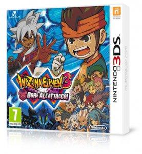 Inazuma Eleven 3: Ogre all'Attacco! per Nintendo 3DS