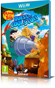 Phineas and Ferb: Quest for Cool Stuff per Nintendo Wii U