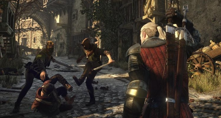 The Witcher 3: Wild Hunt: all'E3 2014 saranno mostrati 45 minuti di gameplay