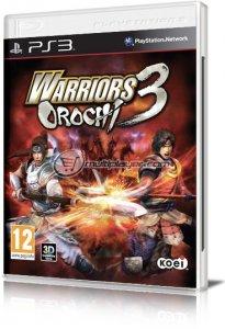 Warriors Orochi 3 per PlayStation 3