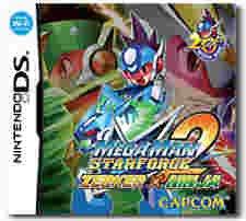 Mega Man Star Force 2: Zerker X Ninja per Nintendo DS