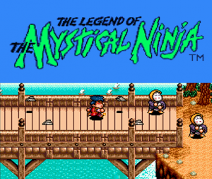 The Legend of the Mystical Ninja per Nintendo Wii U