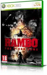 Rambo: The Video Game per Xbox 360