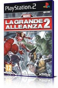 Marvel: La Grande Alleanza 2 per PlayStation 2