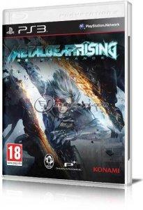 Metal Gear Rising: Revengeance per PlayStation 3