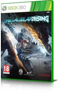 Metal Gear Rising: Revengeance per Xbox 360