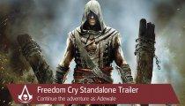 Assassin's Creed Grido di Libertà - Il trailer che annuncia la liberazione da Black Flag