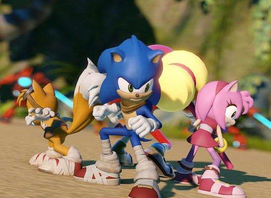 SEGA presenta Sonic Boom, il nuovo gioco dedicato al porcospino blu