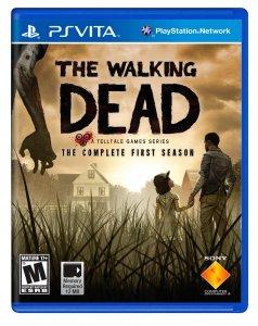 The Walking Dead per PlayStation Vita